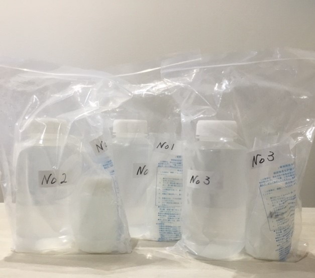 酒造用水水質検査