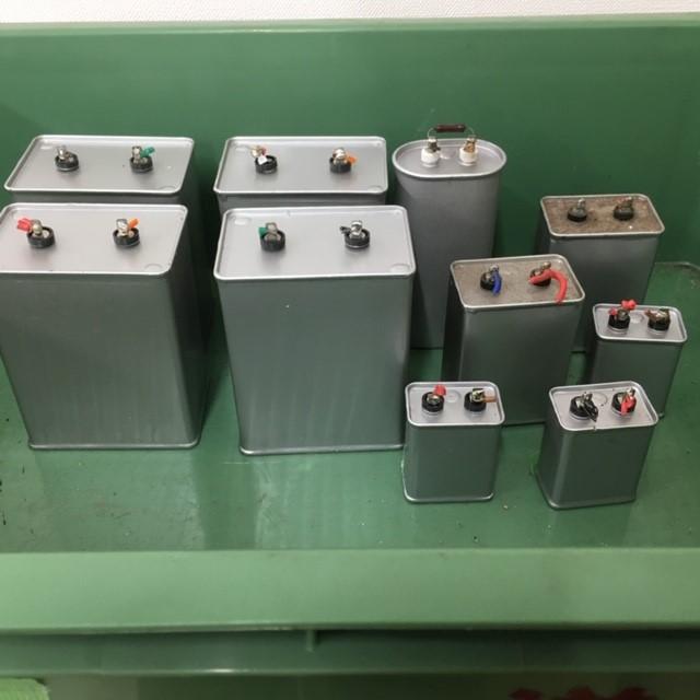 コンデンサ油のPCB濃度測定