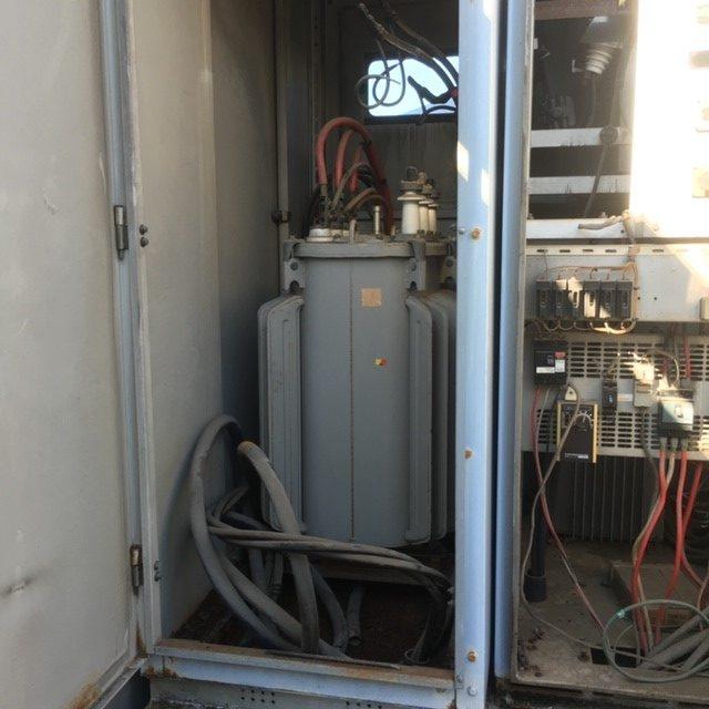 変圧器絶縁油採取