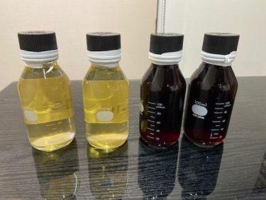 ワインの香気成分測定